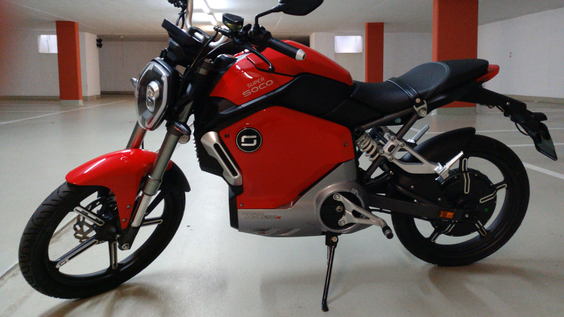 Super SOCO TS1200R